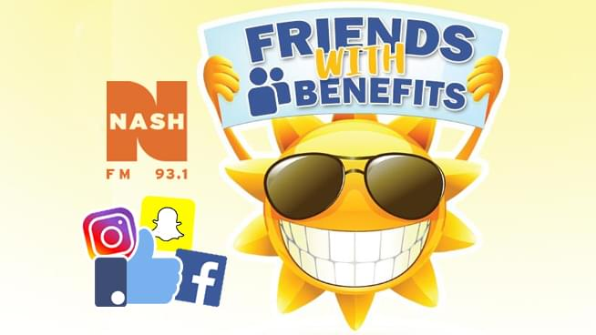 NASH FM 93.1 Friends With Benefits
