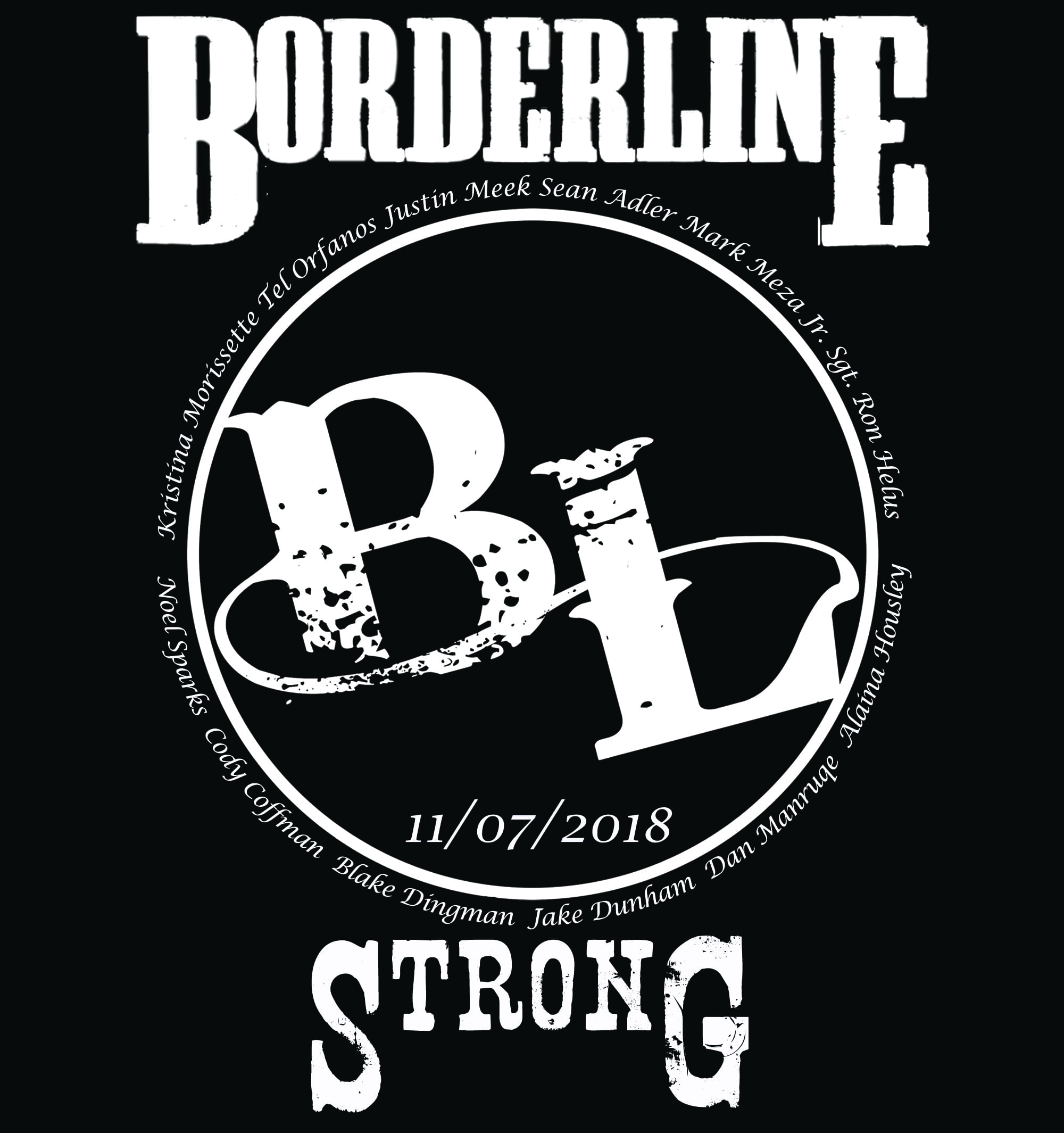 On-Air Tribute to The Borderline 12 and those affected by the tragedy.