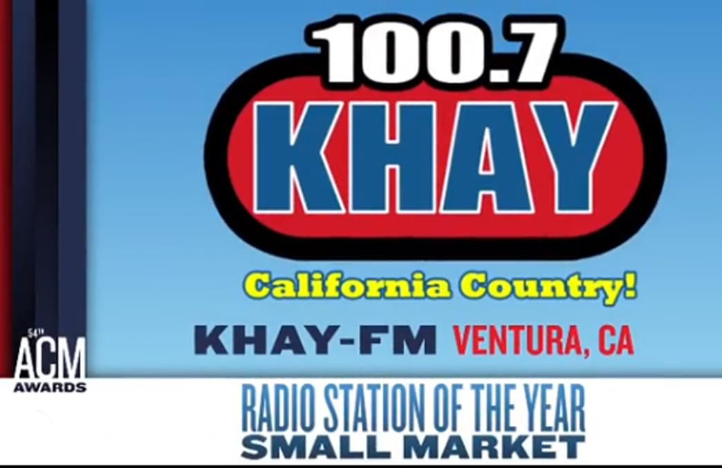 100.7 KHAY ACM Submission!