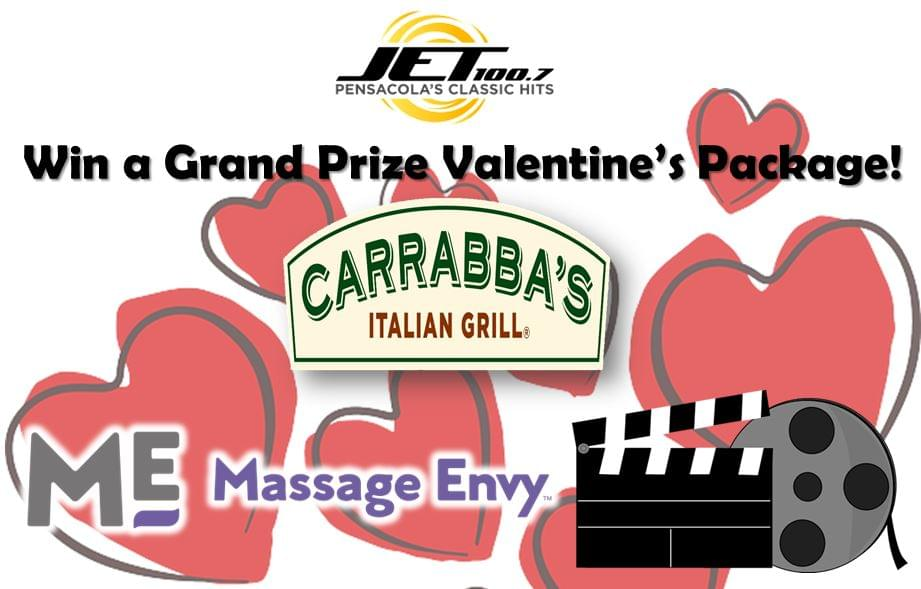 Valentine's Day Prize Package Contest | WJTQ-FM