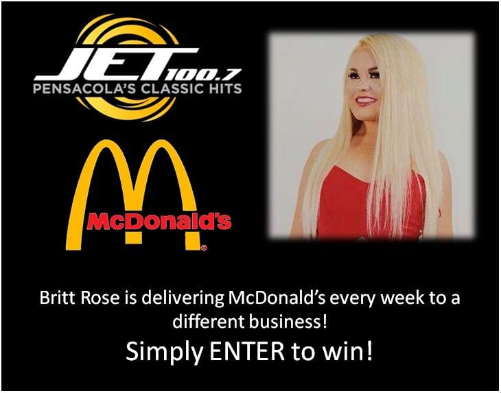 Get McDonald's Delivered to Your Business FOR FREE!!