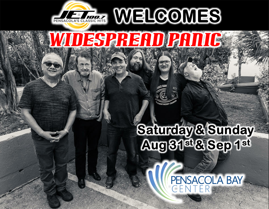 Win Tickets to See Widespread Panic!