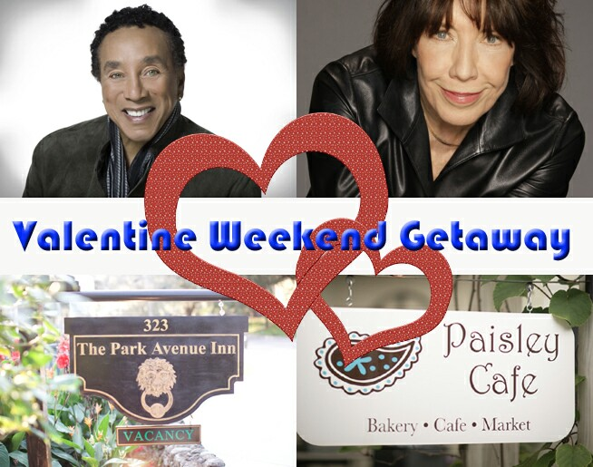 Register to win a Valentine's Weekend Getaway to Tallahassee!