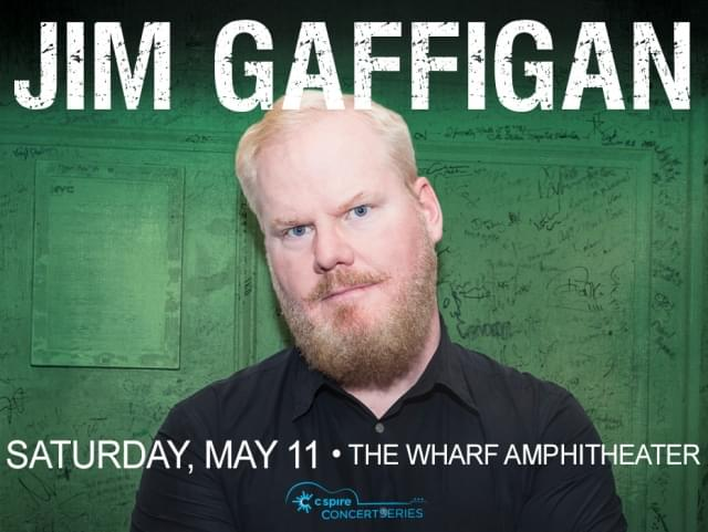 Win Tickets to See Jim Gaffigan