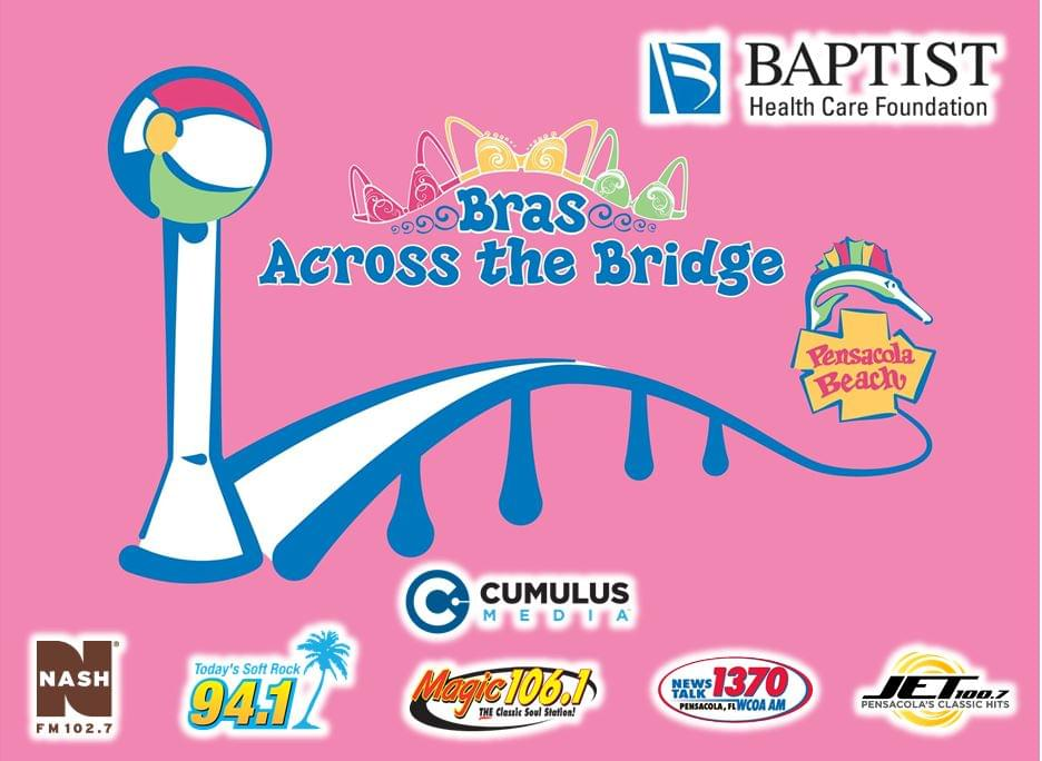 Bras across the Bridge 2019