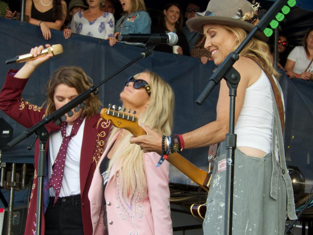 Photo Highlights From the Newport Folk Festival with Dolly Parton, The Highwomen, Kacey Musgraves & More