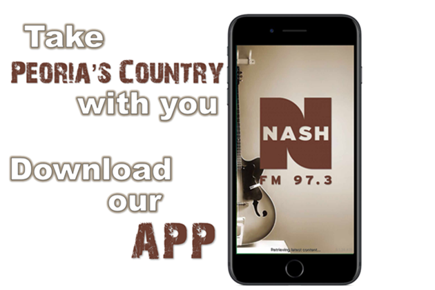 Say Alexa, Play NASH FM Peoria Or Grab Our App!