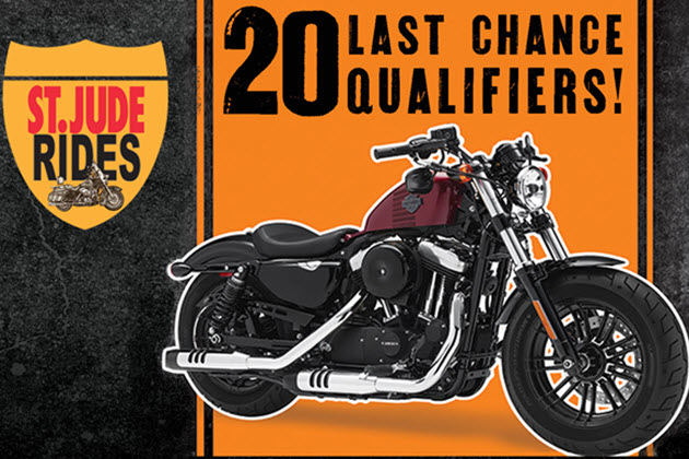Win a Brand New Harley at the Walter's Brother's Hog Roast