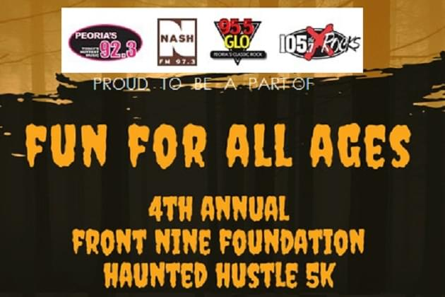 4th Annual Haunted Hustle Happening