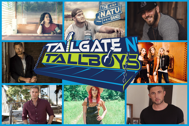Tailgate N Tallboys 2019 first announce