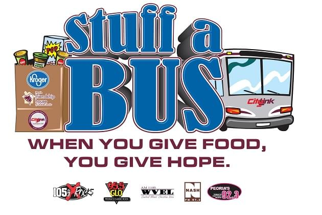 We're Live Friday, Annual Day Of Stuffing With CityLink!