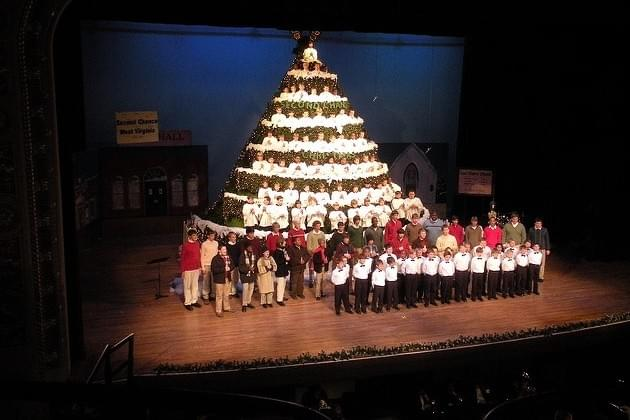 Annual Christmas Sing Broadcast LIVE on 973 NASH FM