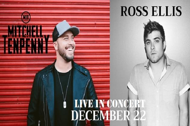 Get LIVE With Crusens On Farmington Road #1 Song & Mitchell Tenpenny In Concert