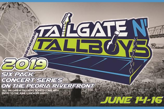Tailgate N Tallboys Tonight Bret Young, Mitchell Tenpenny & More