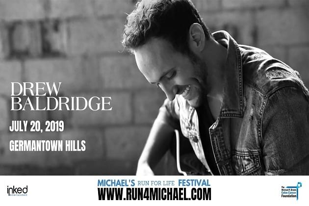Drew Baldridge Live In Concert In Germantown Hills For A Great cause