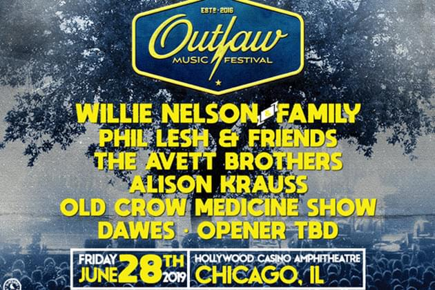 Don't Miss the Outlaw Music Festival