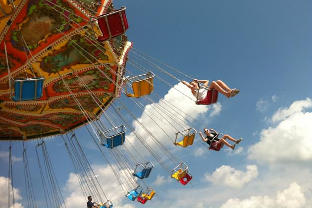 The 70th Annual Heart Of Illinois Fair Kicks Off Today! [DETAILS]