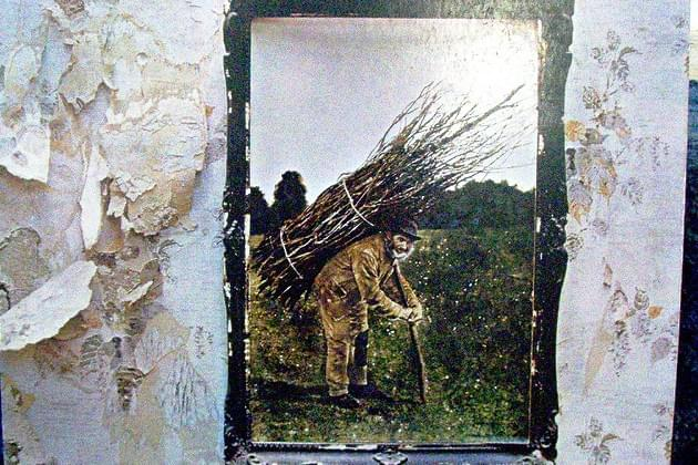 Led Zeppelin Delivers Unreleased Songs On Vinyl For Record