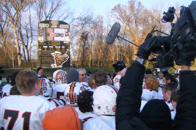10-0 Washington Hosts Another State Power, SHG, Saturday On Super Nutrition Red Zone GOW [PICS]