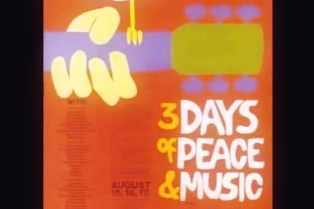 Woodstock 50 To Commemorate Music Festival In August [VIDEO]