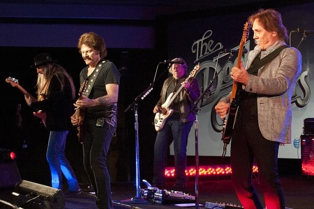 The Doobie Brothers Play Peoria In April, Tickets On Sale Now. [VIDEO]