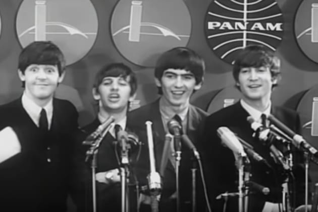 55 Years Ago, Beatlemania Burst Onto America [VIDEO]