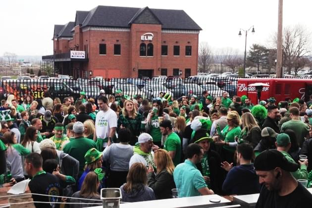 Largest St. Patrick's Day Party In Midwest At Kelleher's, Now Extending! [VIDEO]