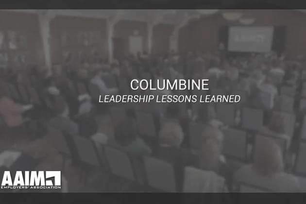 Columbine: Leadership Lessons Learned BOGO Special