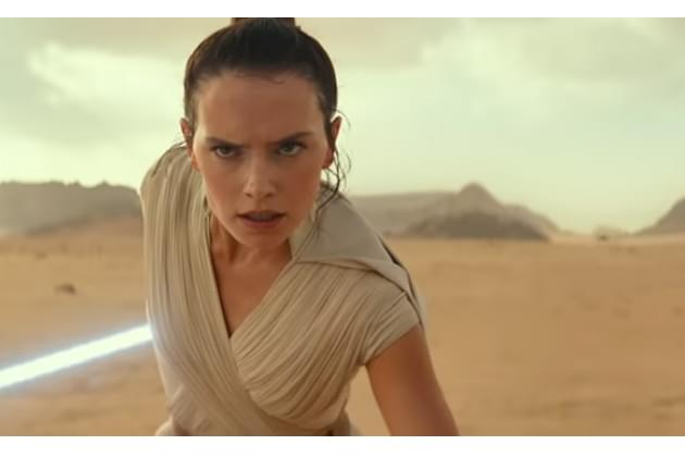 Star Wars: The Rise Of Skywalker Is Here [OFFICIAL TEASER]
