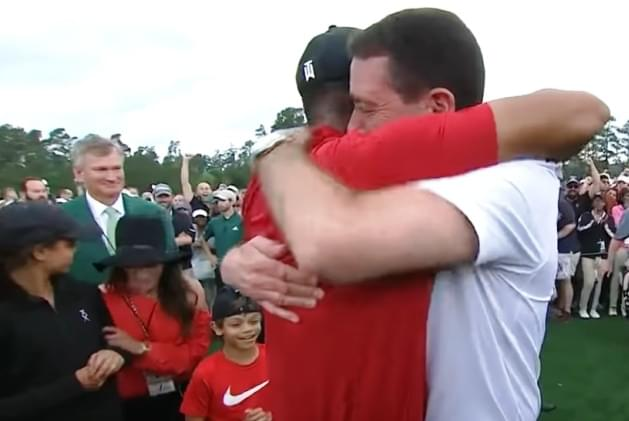 Tiger Woods Completes Latest Comeback With Masters Championship [VIDEO]