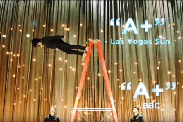 Magician Criss Angel Plays Peoria 9/11, Win Tickets During 5 O'Clock Free Ride [VIDEO]