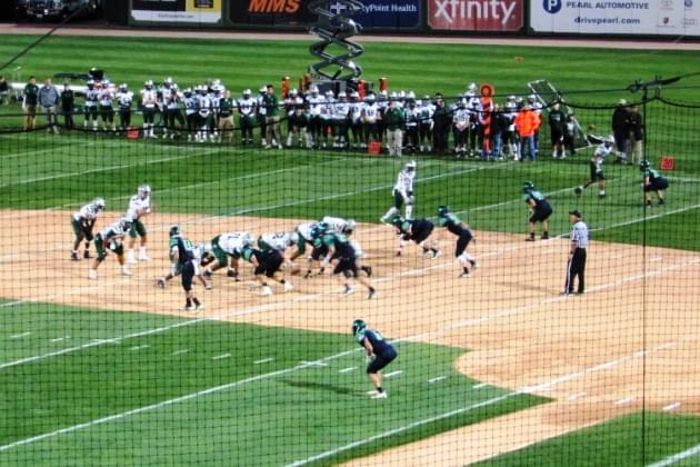 Notre Dame And Richwoods Meet In Shamrock Classic On Super Nutrition Red Zone Game Of Week