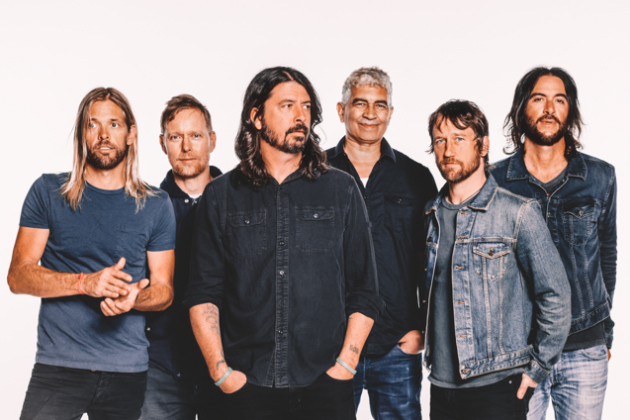 Foo Fighters Photo Courtesy Jam Productions