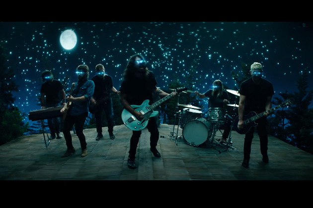 foo fighters drop new song the sky is a neighborhood with video wixo fm. Black Bedroom Furniture Sets. Home Design Ideas