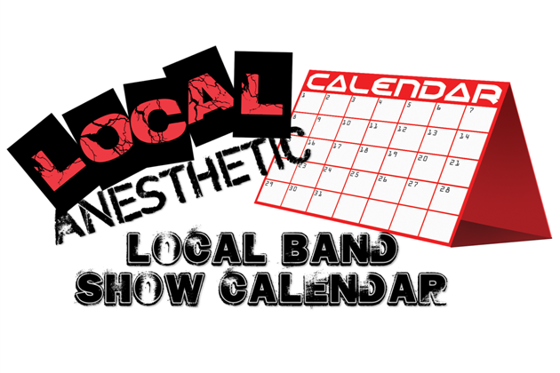 Local Anesthetic Calendar