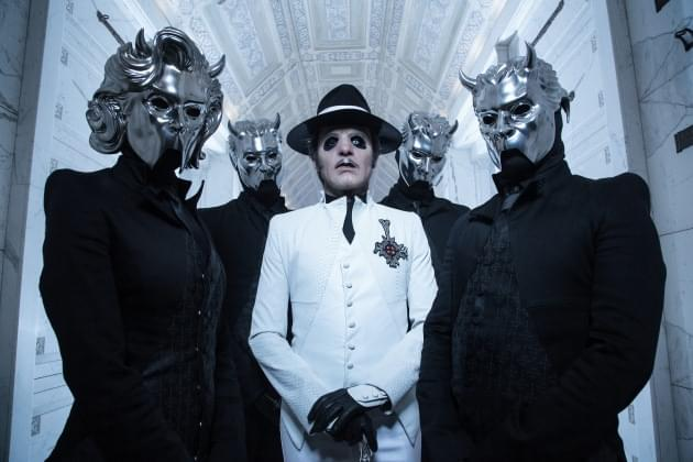 Ghost Tickets Up For Grabs In The Listen & Win Hours