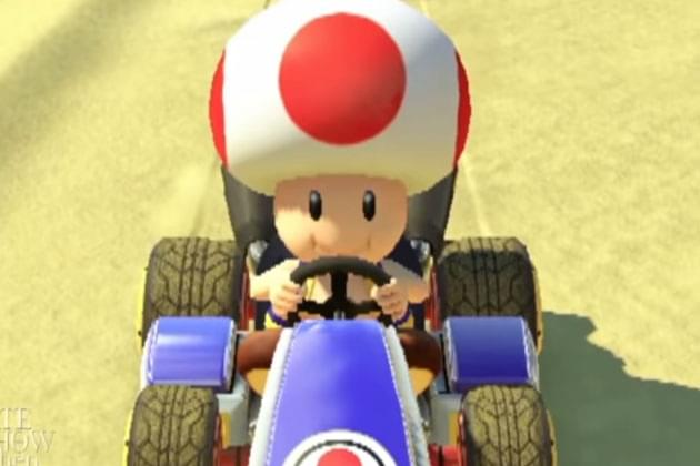 Find Out How Toad Is Taking The News This Week [VIDEO]