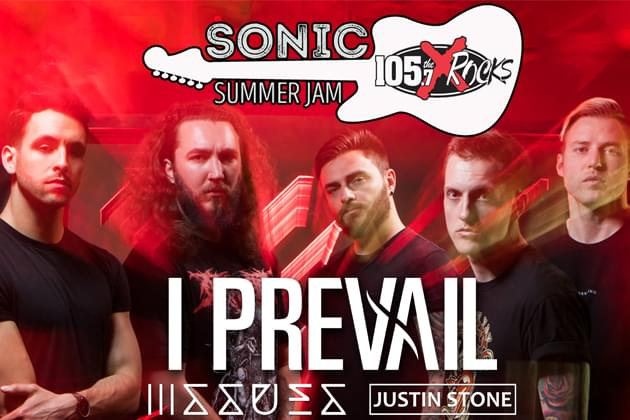 Listen & Win Tickets To The Sonic Summer Jam Featuring I Prevail