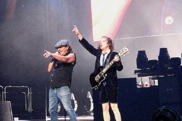 Rumors Swirling That AC/DC Are Launching A New Album In 2019!
