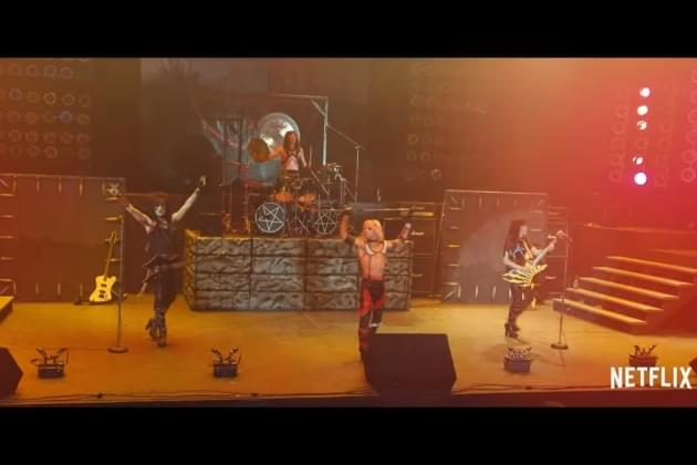 Motley Crue The Dirt Official Trailer [VIDEO]