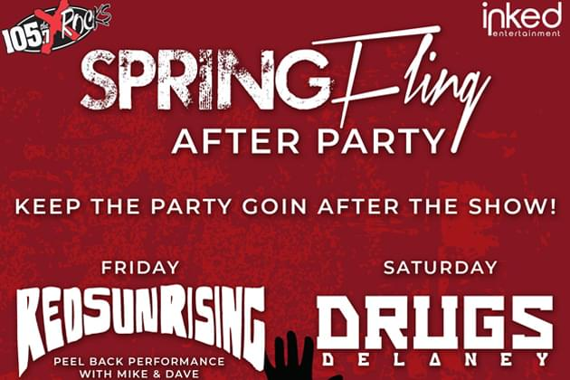 Spring Fling After Party At Crusens