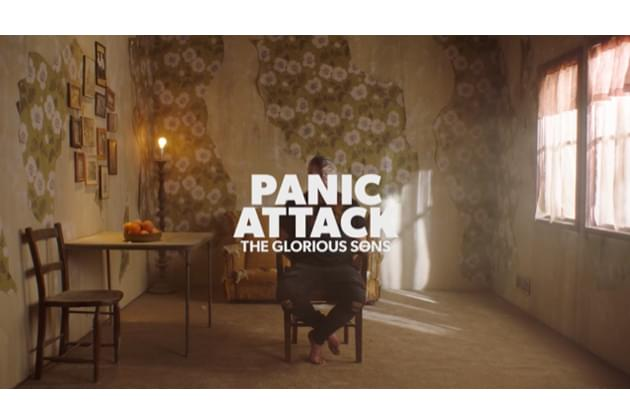 "Spring Fling Rockers ""The Glorious Sons"" Release New Song, 'Panic Attack'"