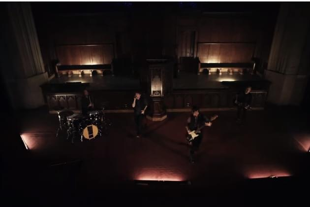 Official Video For Shinedown Monsters Release [VIDEO]