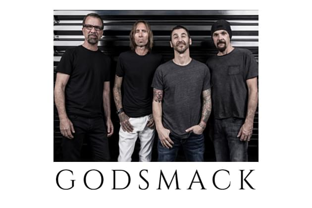 Godsmack And Halestorm To Rock Taxslayer Center in Moline September 22nd