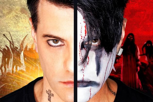 Don't Miss Criss Angel September 11th At The Peoria Civic Center