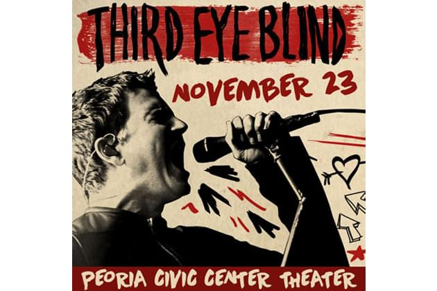 Third Eye Blind Play Peoria Civic Center Theater November 23! [DETAILS]