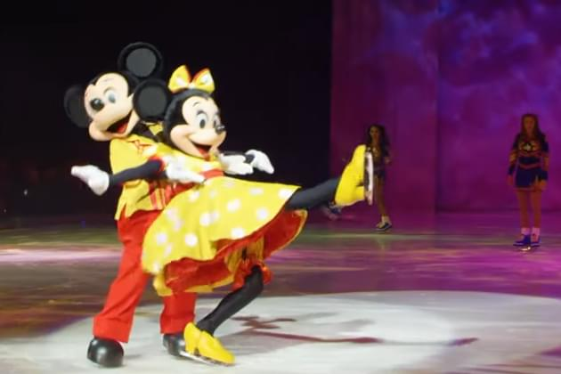 Disney On Ice presents Worlds of Enchantment at the Peoria Civic Center September 27-29