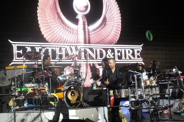 WVEL Music Scope: Get Ready For Earth, Wind, + Fire To Invade The River City