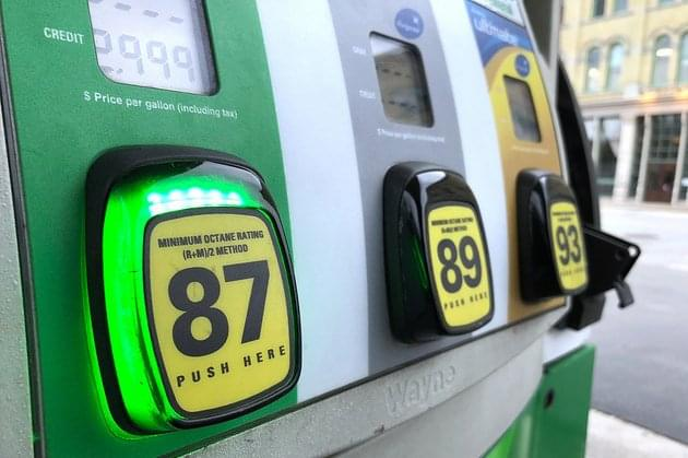 WVEL News Scope Now: Gas Prices Are On The Rise