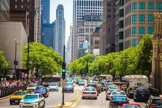 WVEL News/Travel Scope Now: Illinois' Best And Worst Driving Cities